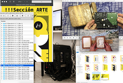 This is part two of a conversation between Nestor Siré and Marloes de Valk. In part one Nestor introduced himself, his artistic practice and his personal history with Cuba's alternative networks, from book rental shops to El Paquete Semanal and SNET, the country-wide Wi-Fi mesh network run by gamers. In part two they talk about visual culture on SNET, as well as the social and physical aspect of digital networks.